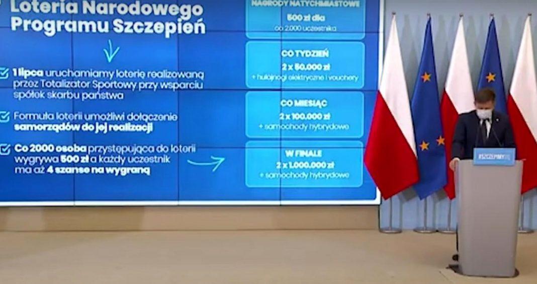 propolski.pl: Loteria szczepionkowa tuż tuż