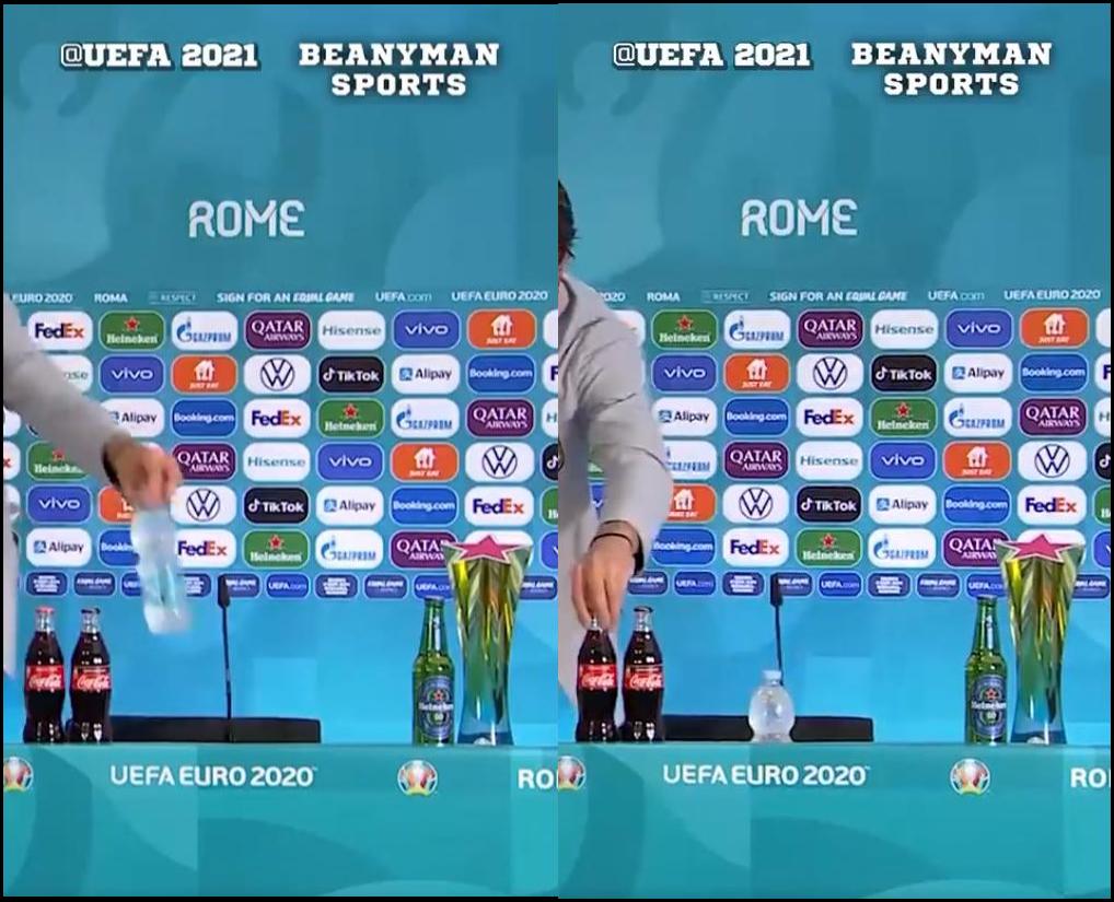 propolski.pl: Nie tylko Ronaldo i Pogba. Kolejny zawodnik uderza w sponsora Euro [WIDEO]