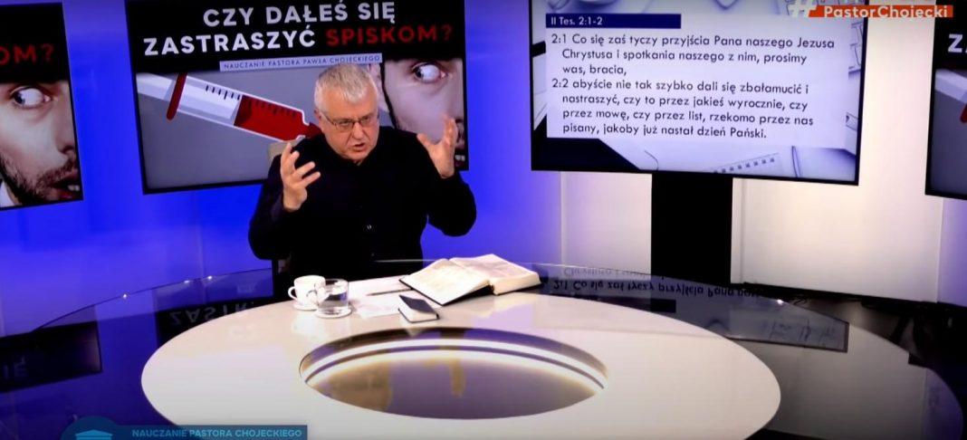 propolski.pl: Pastor Chojecki skazany przez sąd