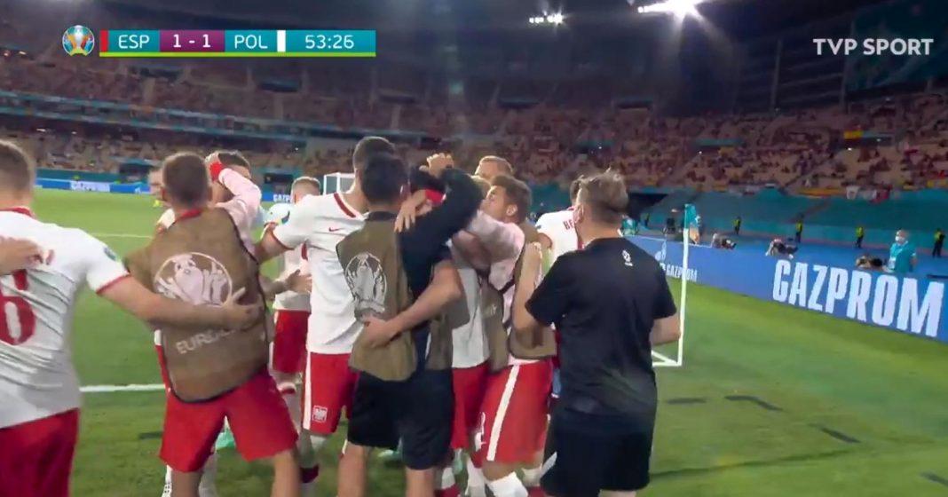 propolski.pl: Polska remisuje z Hiszpanią