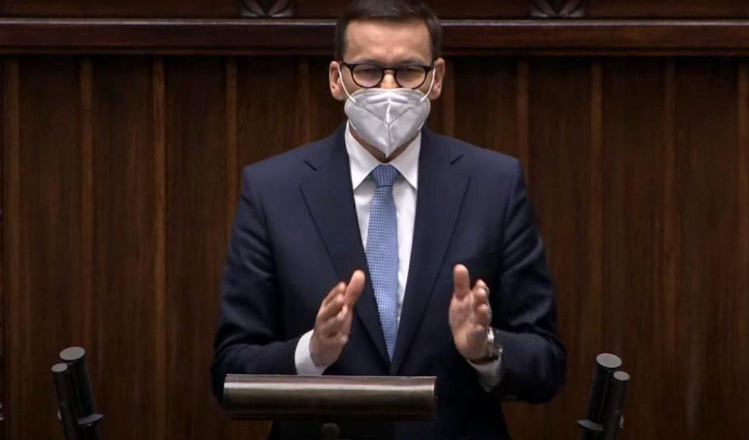 propolski.pl: Mateusz Morawiecki o słowach Jair Lapida