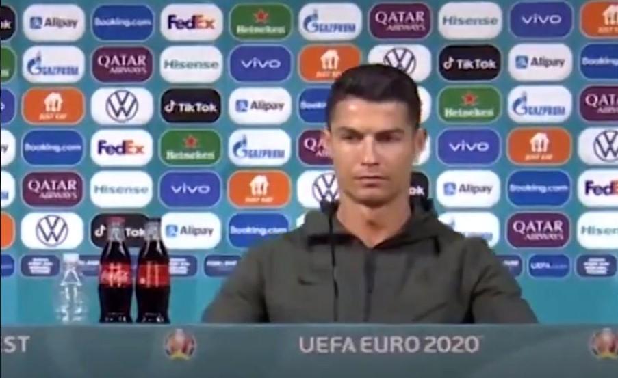propolski.pl: Ronaldo szybko stracił cierpliwość podczas konferencji. To, co zrobił, zaskoczyło wszystkich [WIDEO]