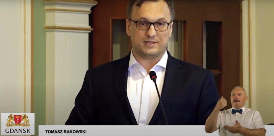propolski.pl: Tomasz Rakowski miażdży antypolską postawę Dulkiewicz