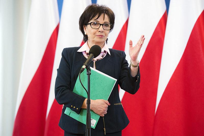 propolski.pl: Elżbieta Witek skomentowała postawę Tuska