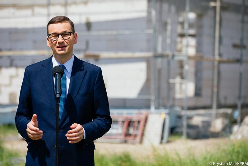 propolski.pl: Premier Morawiecki obiecuje: Polska będzie jednym z najlepiej skomunikowanych krajów w Europie