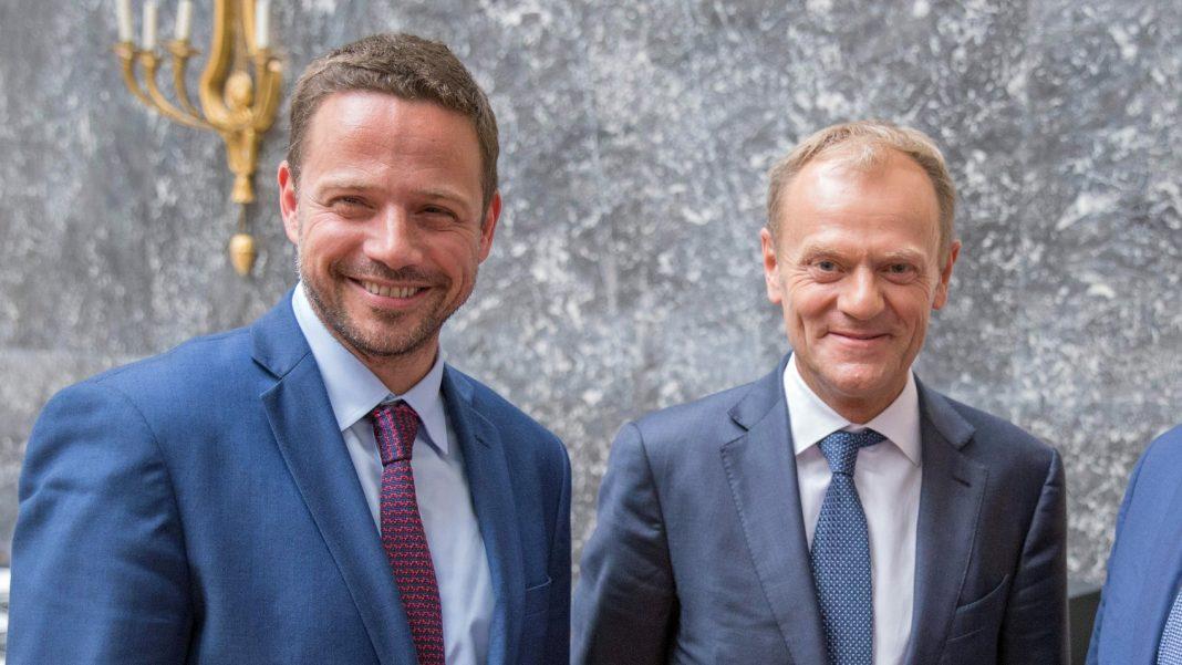 propolski.pl: Trzaskowski będzie ubiegać się o reelekcję