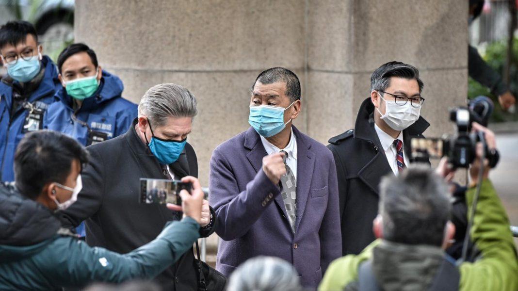 propolski.pl: Hongkong: Katolicki przedsiębiorca skazany za poglądy