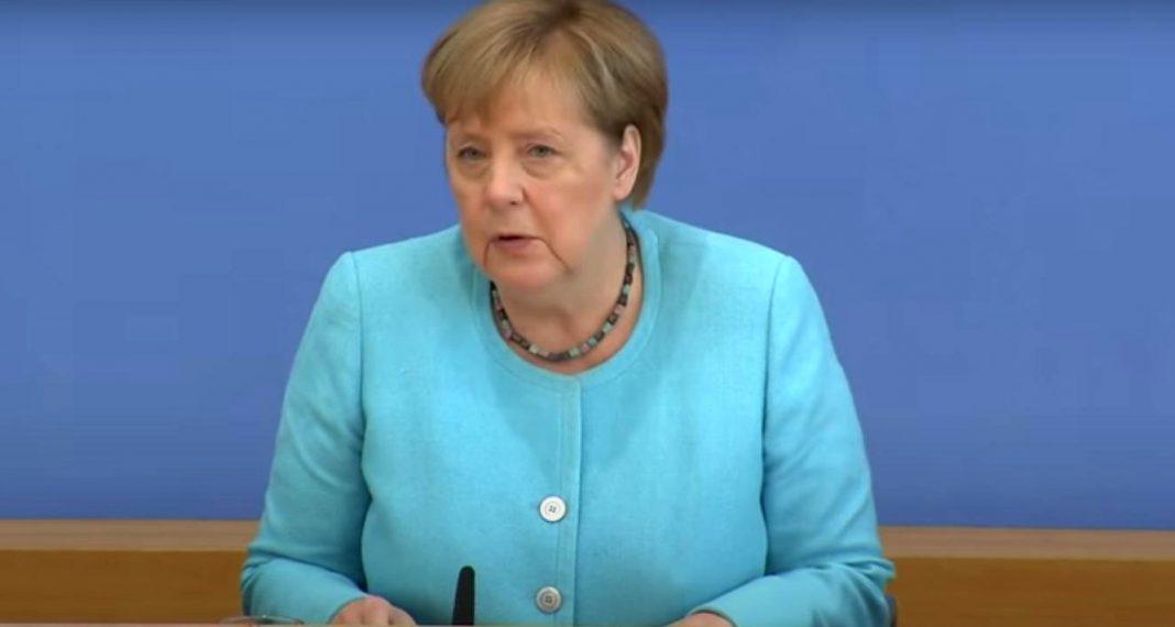 propolski.pl: Angela Merkel: Trzymamy Rosję za słowo