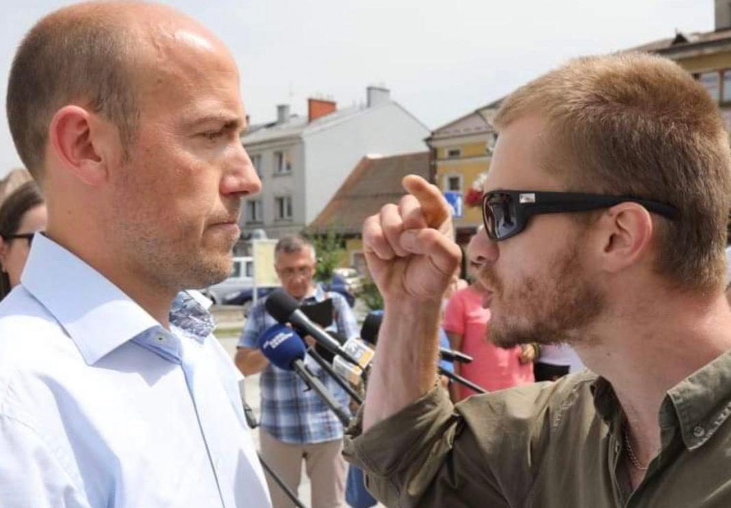 propolski.pl: Borys Budka zaatakowany przez obcego mężczyznę