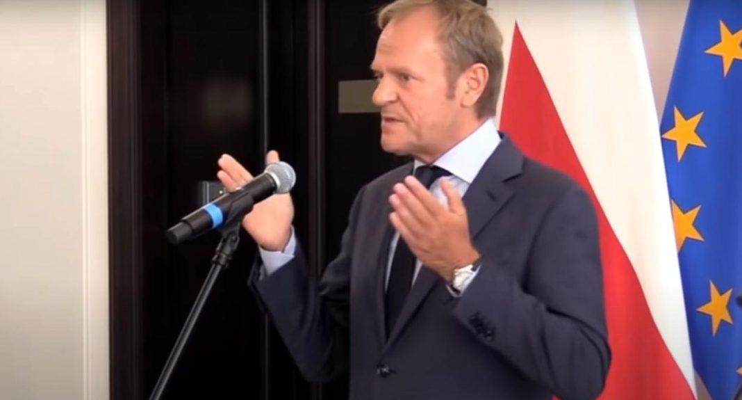 propolski.pl: Oburzający atak Tuska na Kaczyńskiego