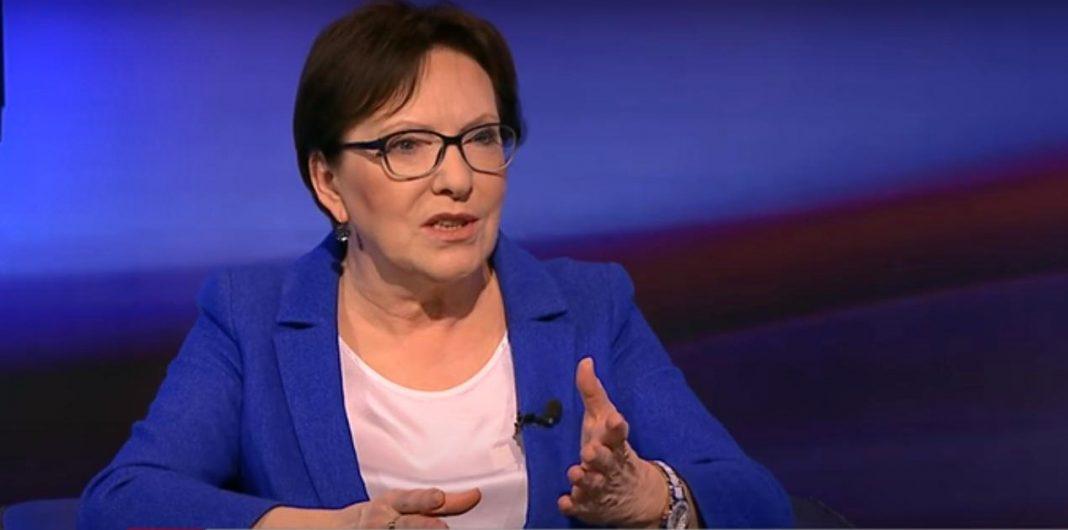 propolski.pl: Ewa Kopacz skomentowała słowa Donalda Tuska