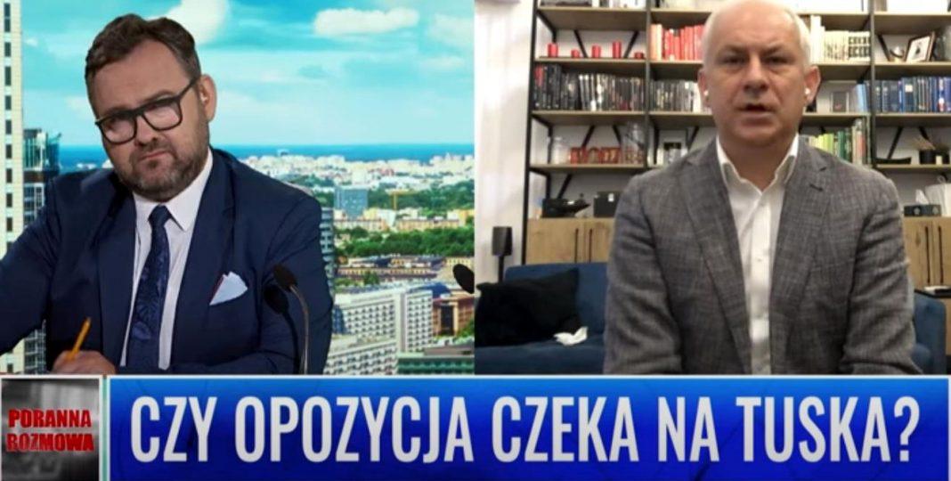 propolski.pl: Trzaskowski będzie podwładnym Tuska? Grzegorz Napieralski nie ma wątpliwości [WIDEO]