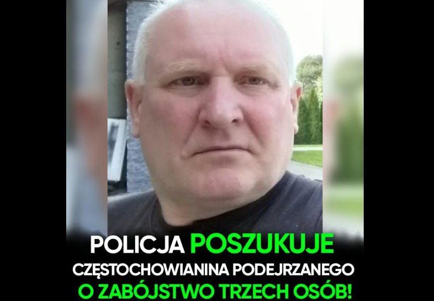 propolski.pl: Policja poszukuje Jacka Jaworka. Prokuratura podała prawdopodobny motyw