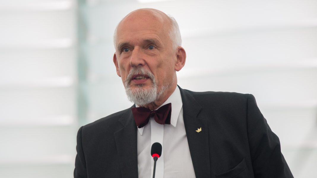 propolski.pl: Czy Braun przeprosi ministra zdrowia za swoje skandaliczne słowa? Korwin-Mikke postawił warunek