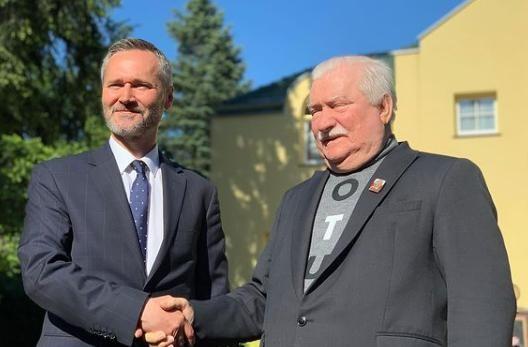 propolski.pl: Jarosław Wałęsa o swoim ojcu