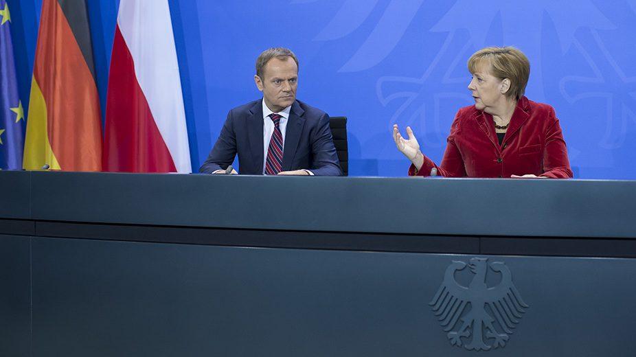 propolski.pl: Gmyz: Merkel nigdy czegoś takiego nie powiedziała