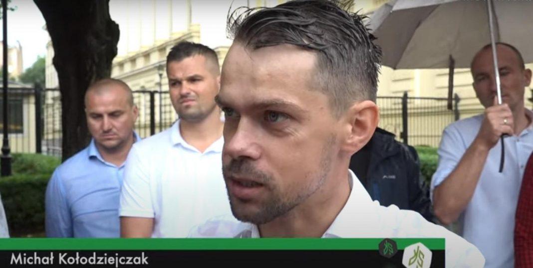 propolski.pl: Michał Kołodziejczak zapowiada piekło i protesty w całym kraju