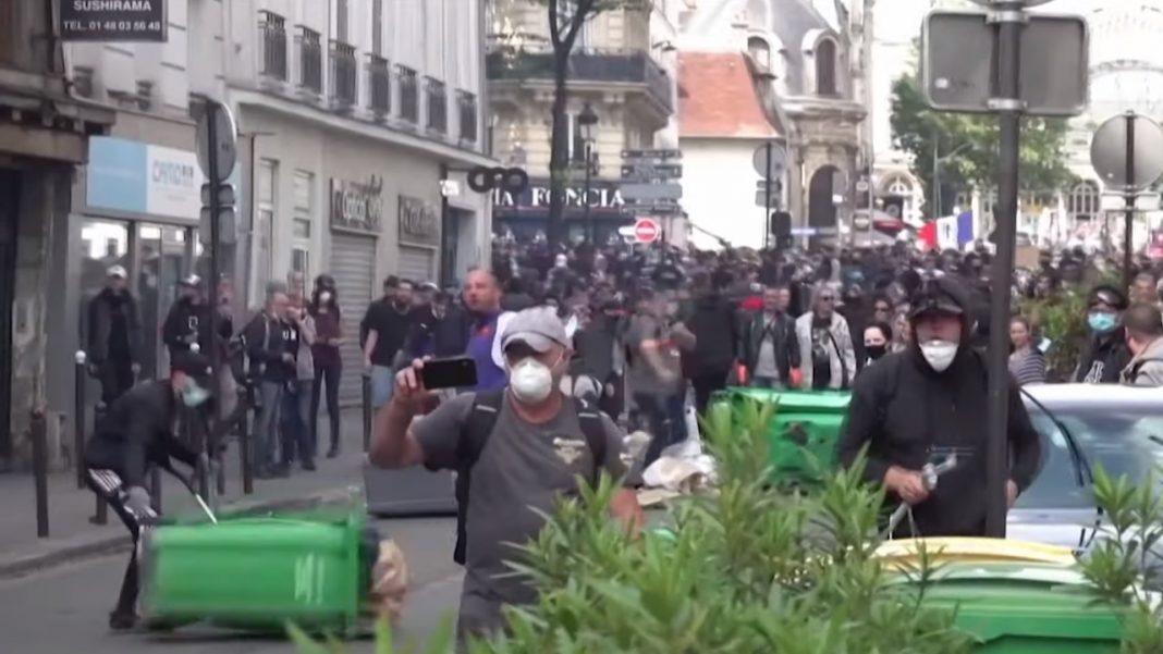 propolski.pl: Francja: Protesty przeciw segregacji ludzi