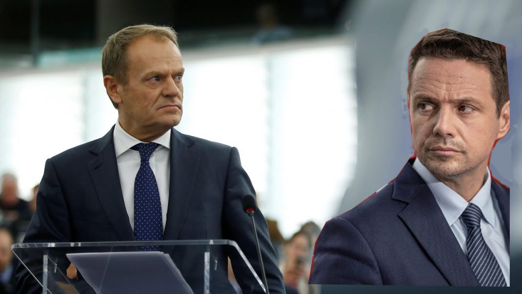 """propolski.pl: Trzaskowski skomentował propozycję Donalda Tuska: """"To jest nelson założony PiS-owi"""""""