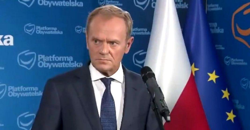 propolski.pl: Donald Tusk skrytykował program 500 plus
