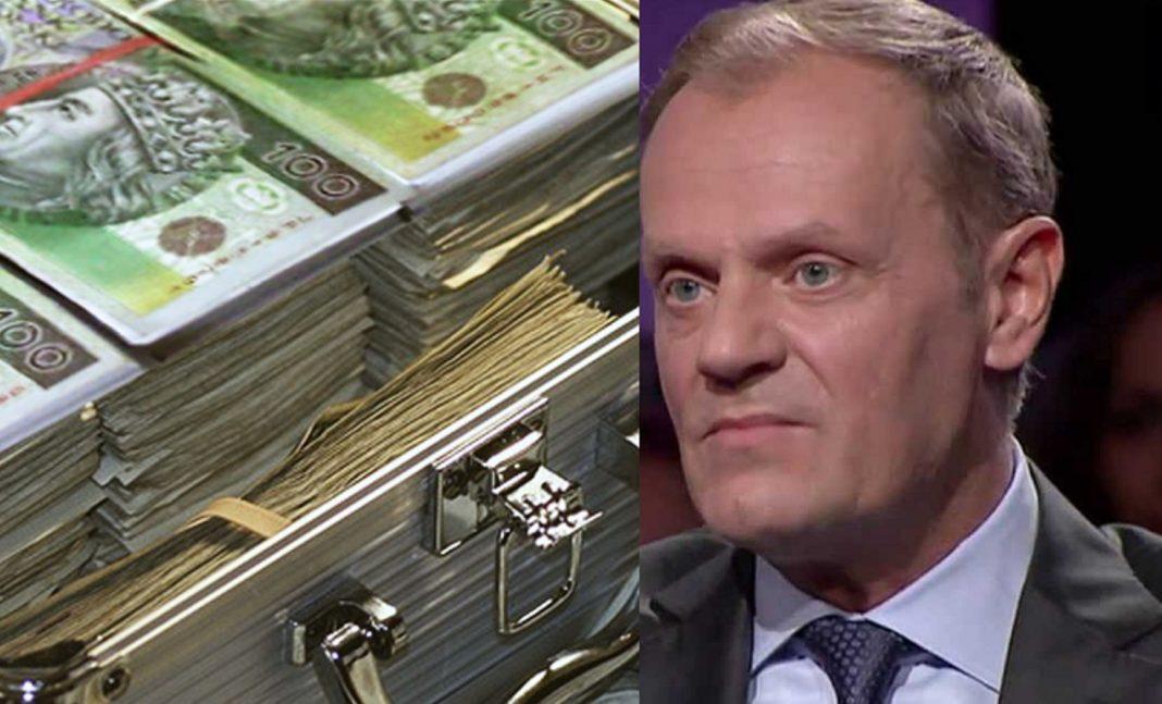 propolski.pl: Ile Tusk zarobił na ucieczce z Polski? Prześwietlono mu majątek. Lepiej usiądźcie i weźcie głęboki oddech