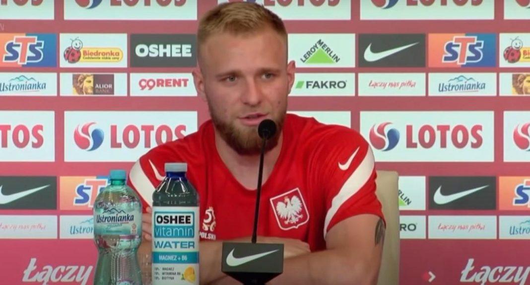 propolski.pl: Piłkarz reprezentacji Polski pokazał swój tatuaż. Wywoła kontrowersje?