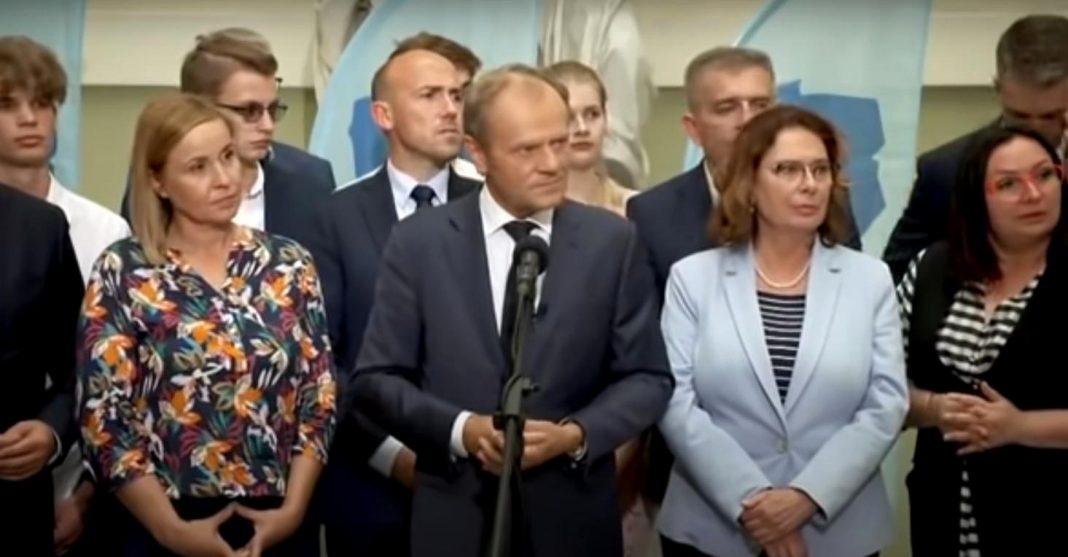 propolski.pl: Donald Tusk dostał mocne pytanie o Sławomira Nowaka