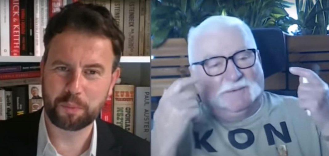 propolski.pl: Lech Wałęsa zachwyca się byłym premierem Donaldem Tuskiem