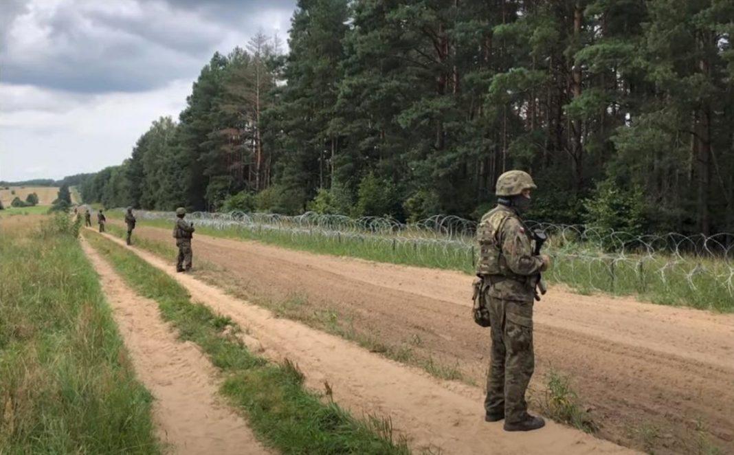 propolski.pl: Mężczyzna mieszkający przy granicy polsko-białoruskiej powiedział, co zaobserwował
