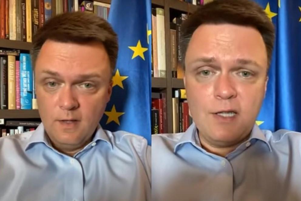 propolski.pl: Hołownia i jego dwie różne wypowiedzi nt. imigrantów i granicy