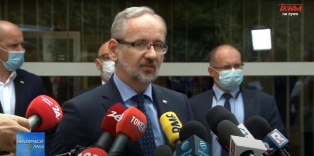 propolski.pl: Medycy nie przyszli na spotkanie z Niedzielskim