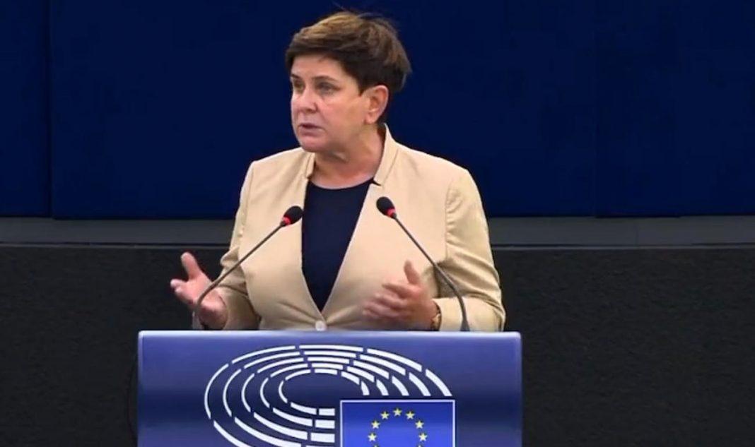 propolski.pl: Mocne słowa Szydło do szefowej Komisji Europejskiej