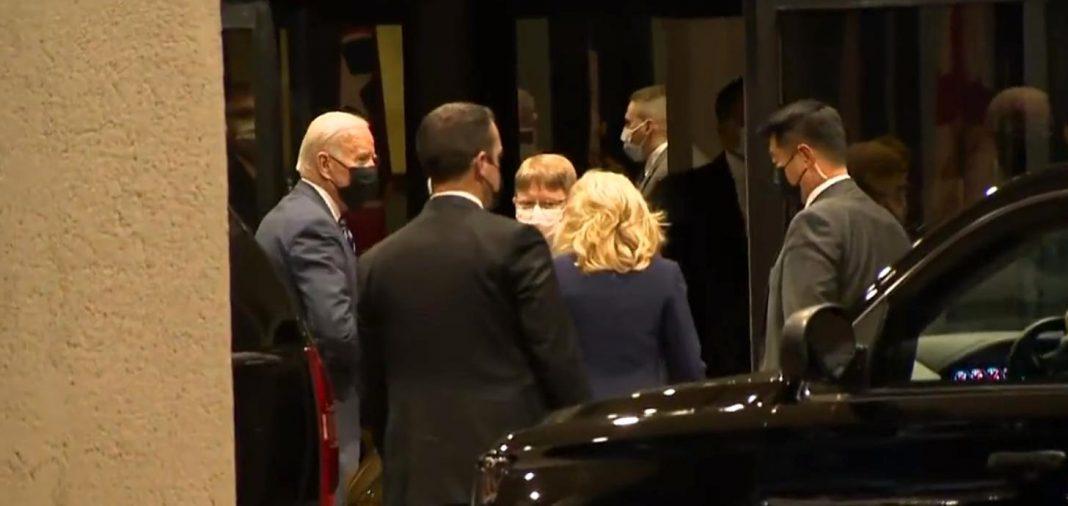 propolski.pl: USA: Joe Biden wraz z małżonką odwiedził żołnierzy rannych w zamachu w Kabulu [WIDEO]