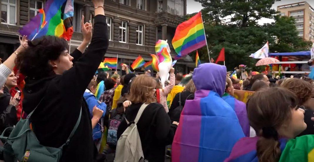 propolski.pl: Marsz Równości w Szczecinie