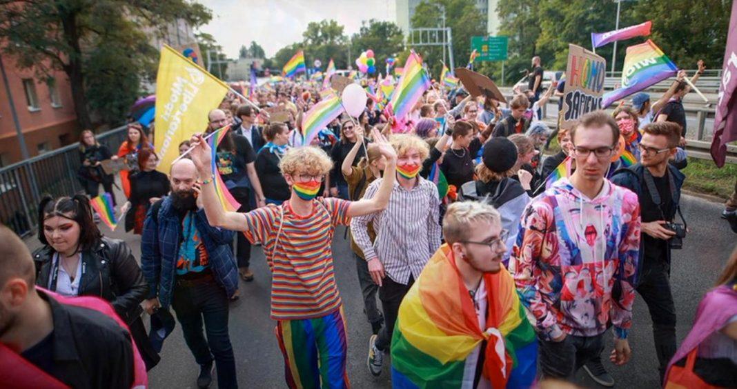 propolski.pl: Marsz Równości w Białymstoku