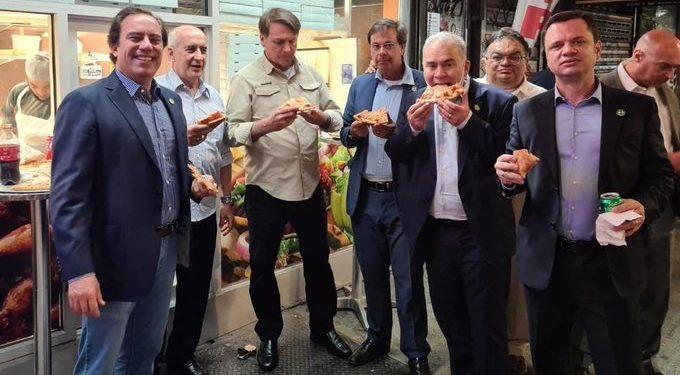 propolski.pl: Prezydent Brazylii niewpuszczony do pizzerii