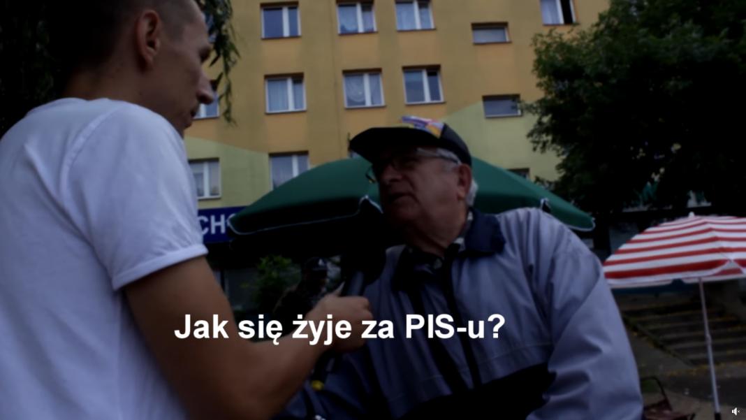 propolski.pl: Starszy wyborca powiedział za co kocha PiS