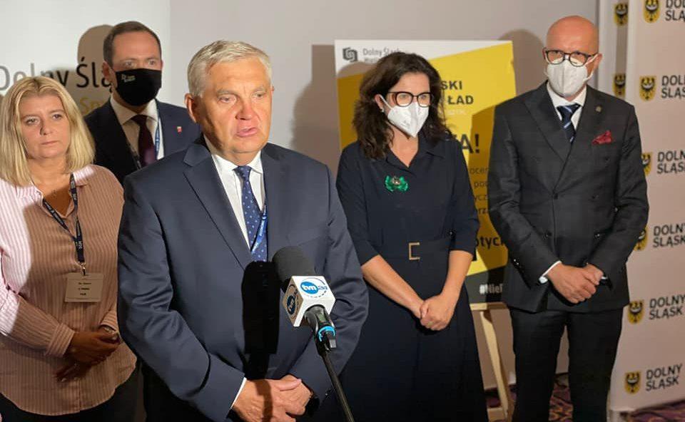 propolski.pl: Tadeusz Truskolaski znalazł się w szpitalu z powodu koronawirusa