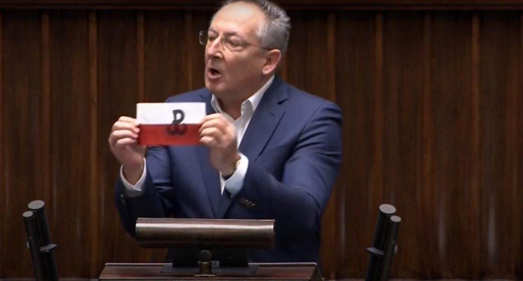 propolski.pl: Popis Bartłomieja Sienkiewicza w Sejmie