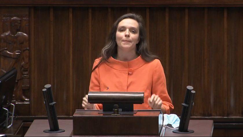 propolski.pl: Jachira zaatakowała Bąkiewicza. Nie odpuściła również rządowi PiS: