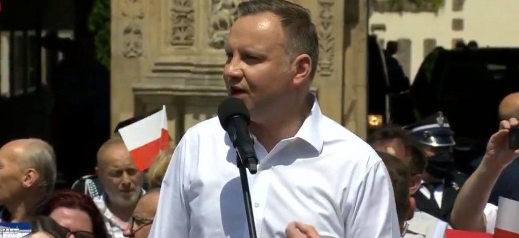 propolski.pl - Andrzej Duda tłumaczy nt. ideologii lgbt, wciskanie tej ideologii